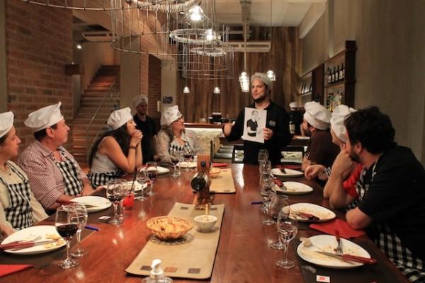 1º Encontro de blogueiros e leitores de B. Aires